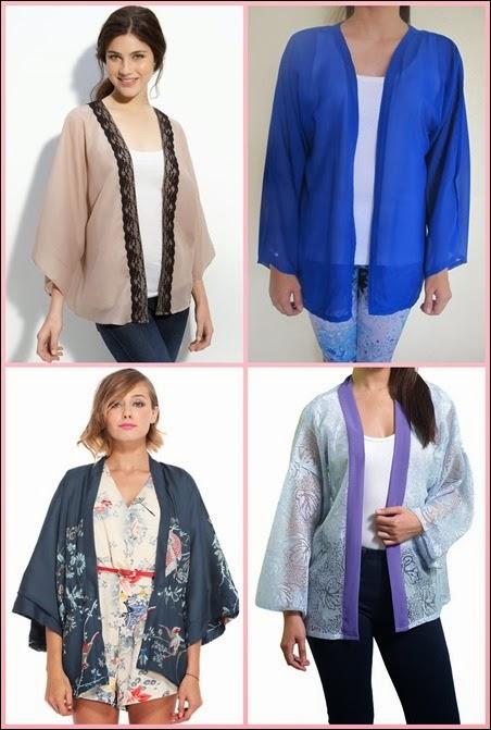 FESYEN] Kimono Outerwear – Terkini, ringkas dan bergaya | Nisa Kay